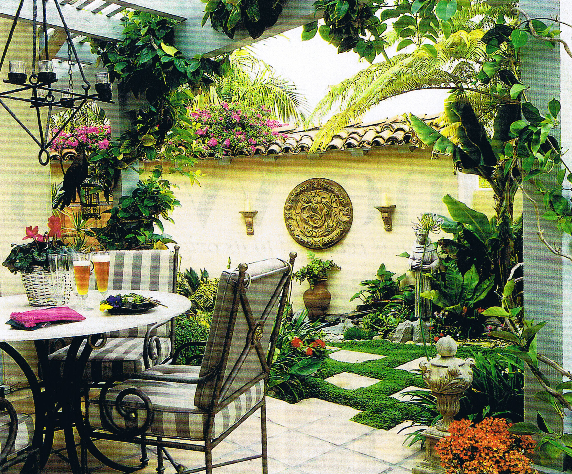 Awards for Best home garden ideas