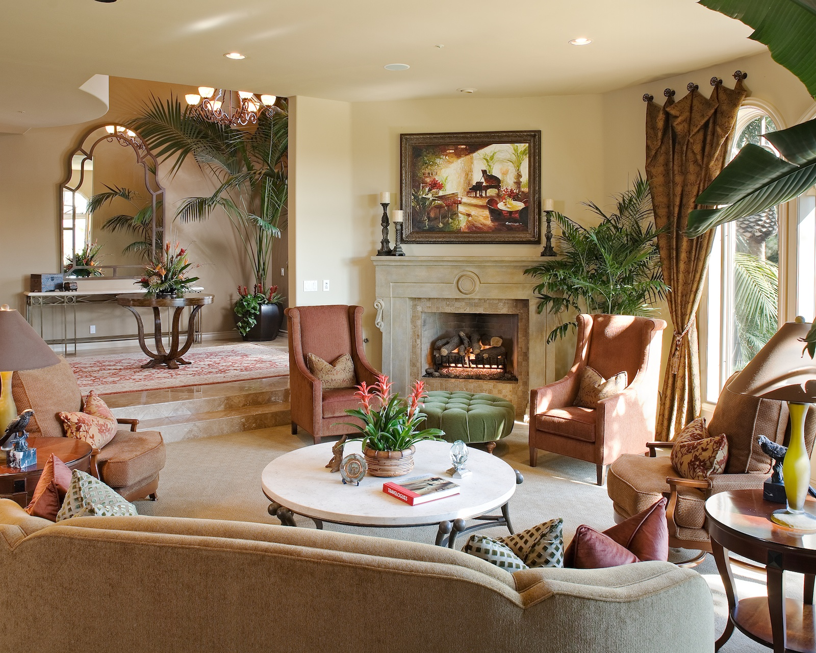 Santa fe home interior design home design and style for Santa fe home design