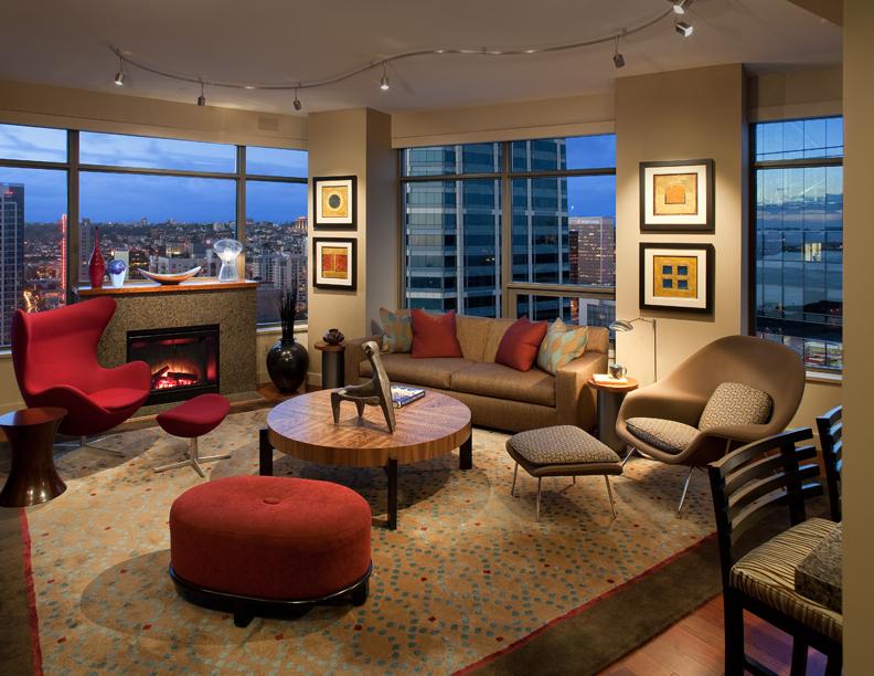 Living Room San Diego : San Diego interior designers  J.P.Walters Design Associates