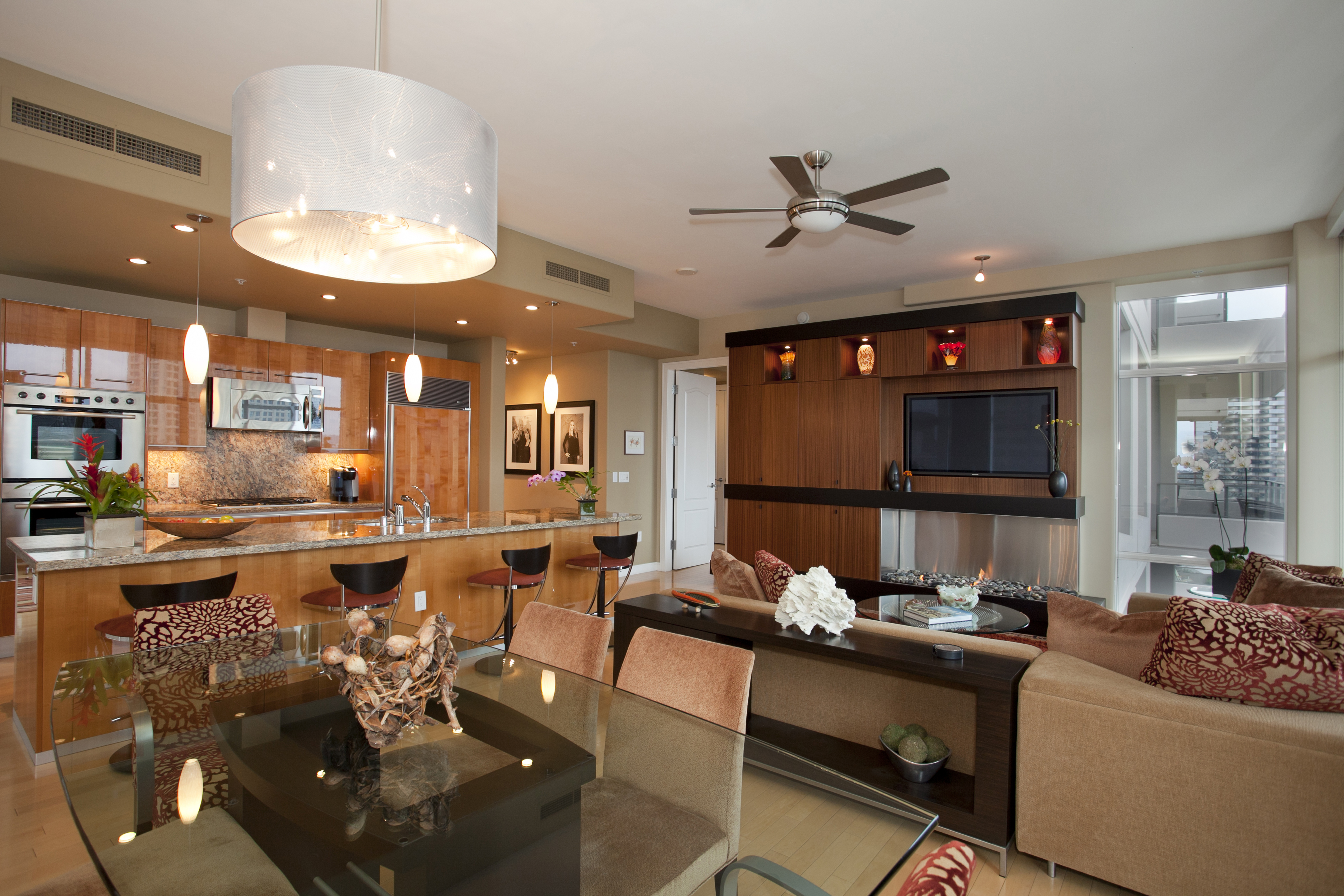 san diego interior design firm j p walters design associates. Black Bedroom Furniture Sets. Home Design Ideas