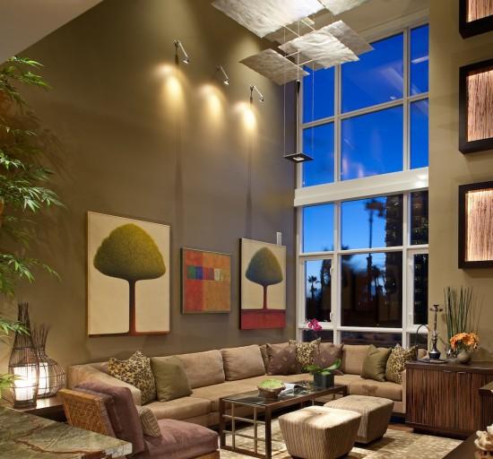 San Diego Interior Designers: Contemporary San Diego Interior Design