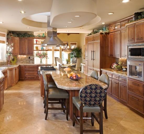 Kinsman Kitchens: Rancho Santa Fe Interior Design